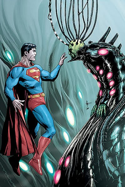 Superman and Brainiac