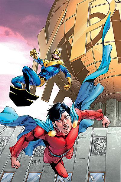Mon-El: Protector of Metropolis