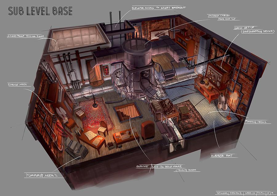 Basement Base