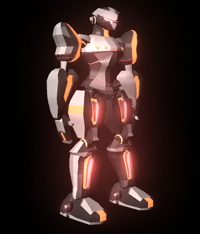 And finally a robot made for a class.