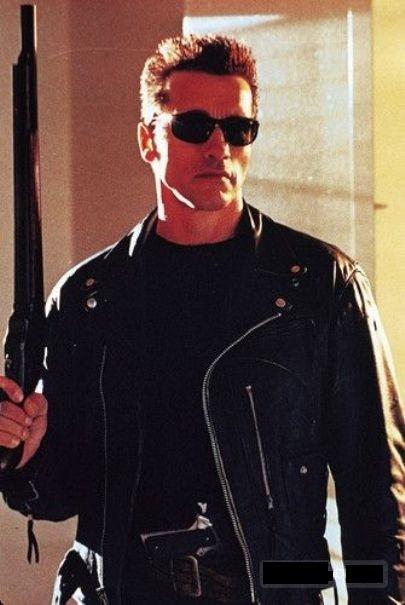 The Terminator in 1991