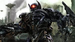 Shockwave as he appears in Transformers: Dark of the Moon