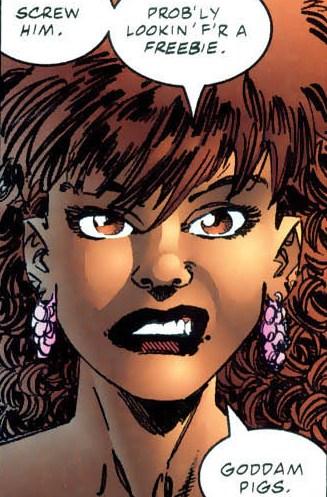 Sharona Jackson (Darkworld Universe)