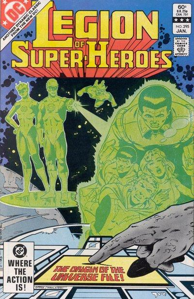 Green Lantern Corps (30th Century - Silver Age)