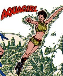 Aquagirl (Earth-One)