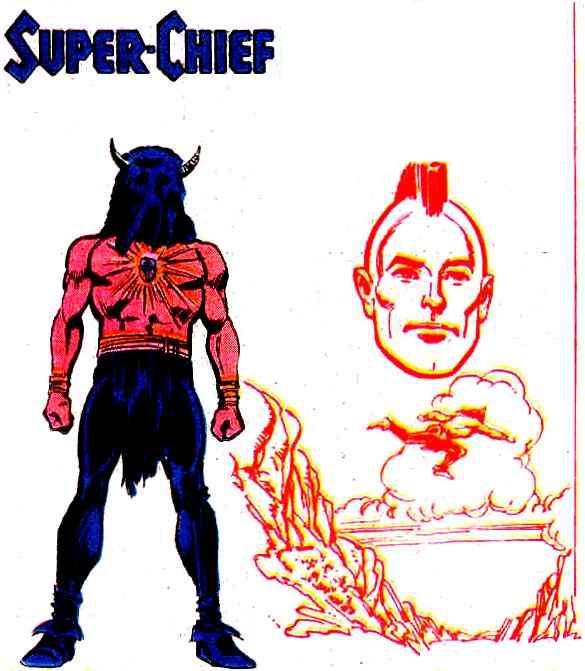 Selfless Super Hero