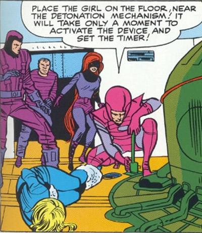 Fantastic Four #38 (1965)