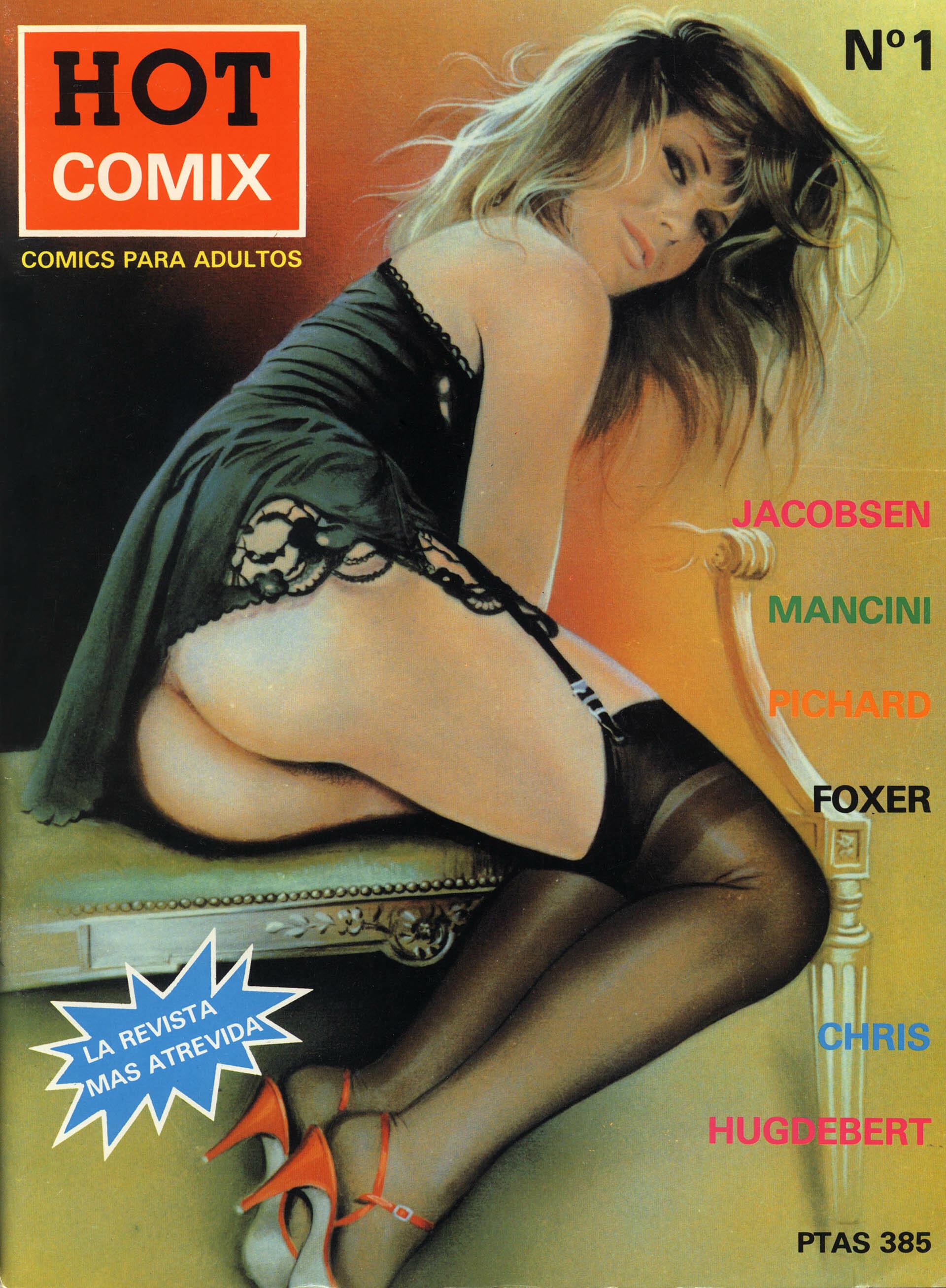 Hot Comix