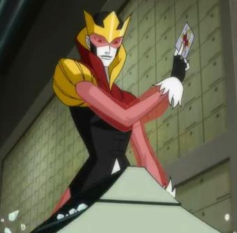 Queen in Justice League: Doom