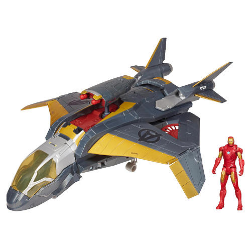 The Quinjet toy