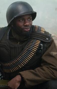 Derek Luke as Gabe Jones.