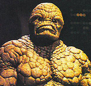 The Thing in the 90's film