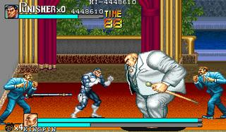 Punisher vs. Kingpin