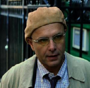 Urich in the movie
