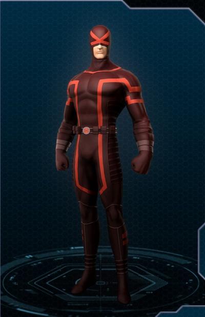 Cyclops in Marvel Heroes