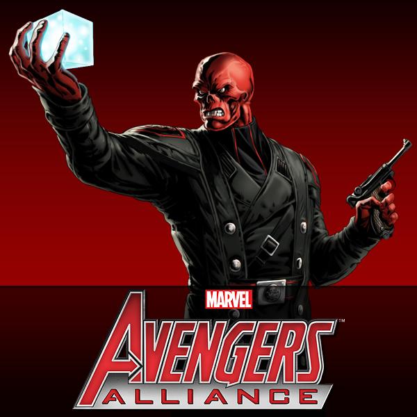 Red Skull in Avengers Alliance