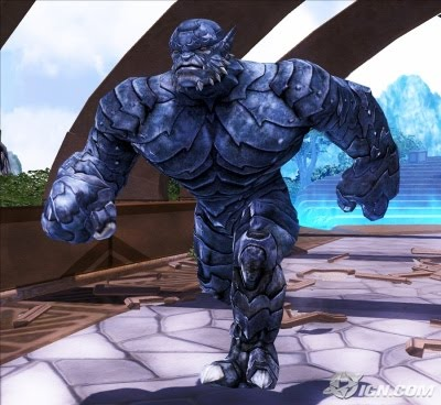 A-Bomb in Ultimate Alliance 2