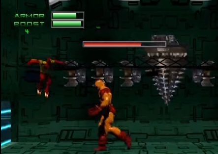 Iron Man vs. Goliath