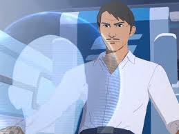Howard in the animated series