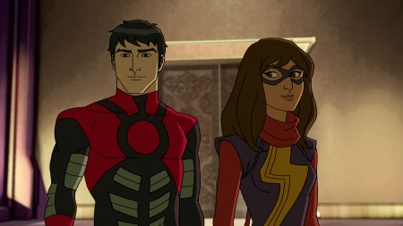 Ms. Marvel and Inferno