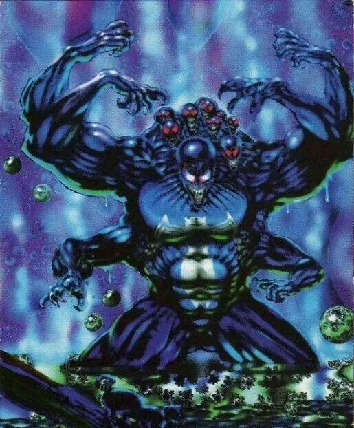 Venom merged with Creep
