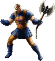 Executioner in Avengers Alliance