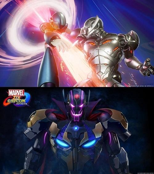 Ultron and Ultron Sigma in MVC: Infinite