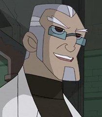 The Tinkerer in the animated series