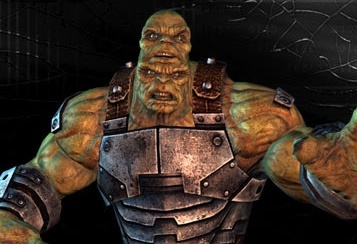 In the Incredible Hulk video game
