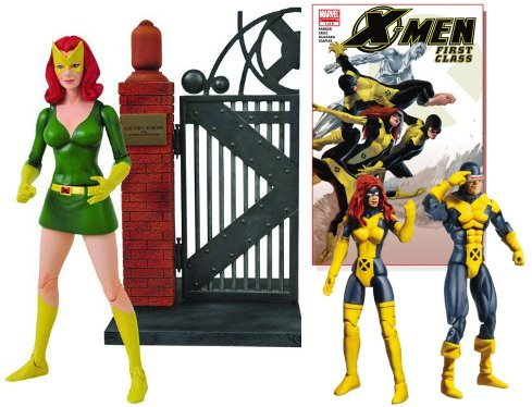 Marvel Select and Marvel Universe