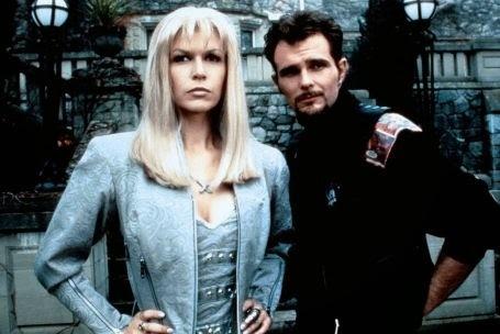 Jeremy Ratchford (right) as Banshee