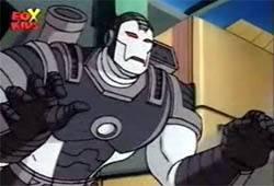 War Machine in Spider-Man: TAS