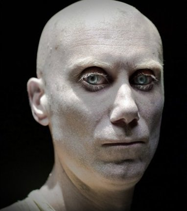 Stephen Merchant as Caliban