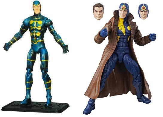 Marvel Universe and Marvel Legends