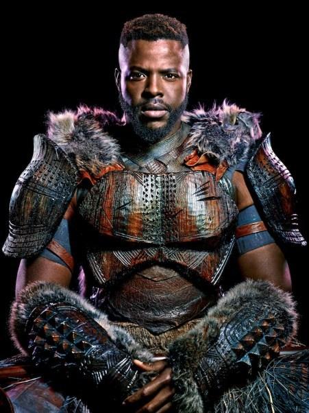Winston Duke as M'Baku