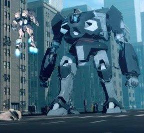 Armored Adventures