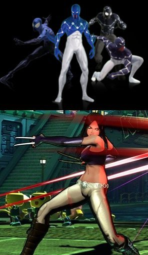 Shattered Dimensions and MVC3