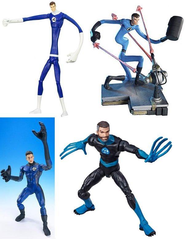 From ToyBiz and Hasbro
