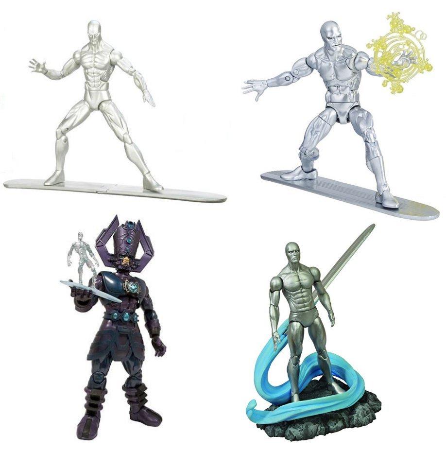 Marvel Legends Icons, Marvel Universe, Marvel Legends and Marvel Select