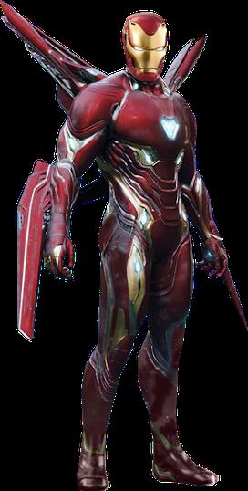 The Mark 50 armor