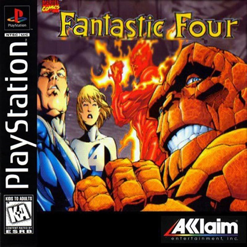 The FF video game