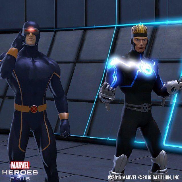 Havok in Marvel Heroes