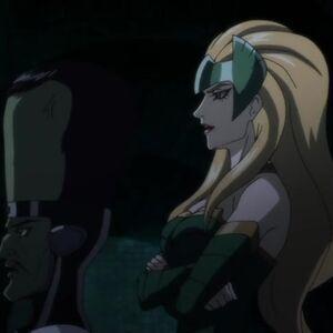 Enchantress in the anime
