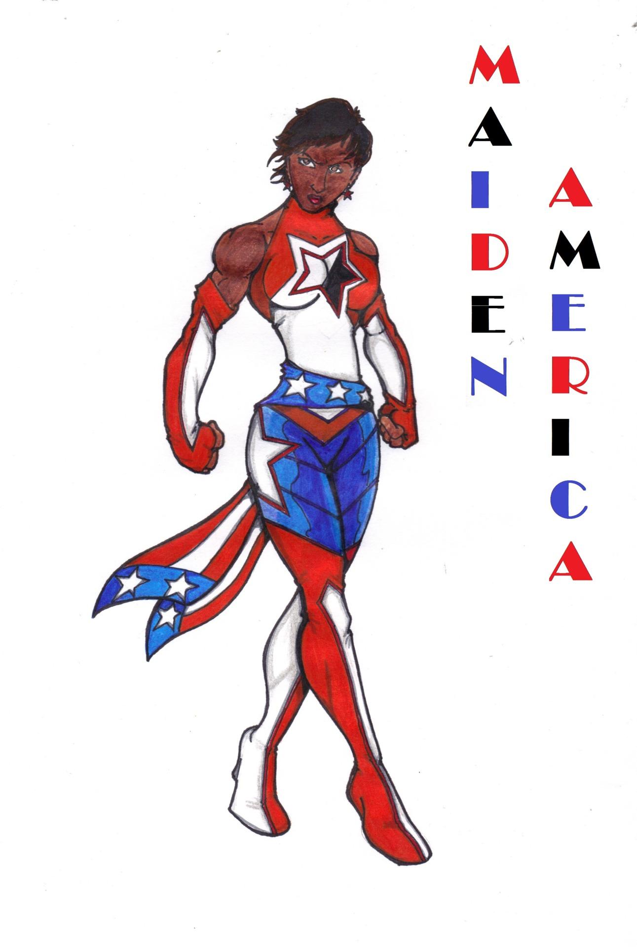FrischDVH - 'Maiden America'