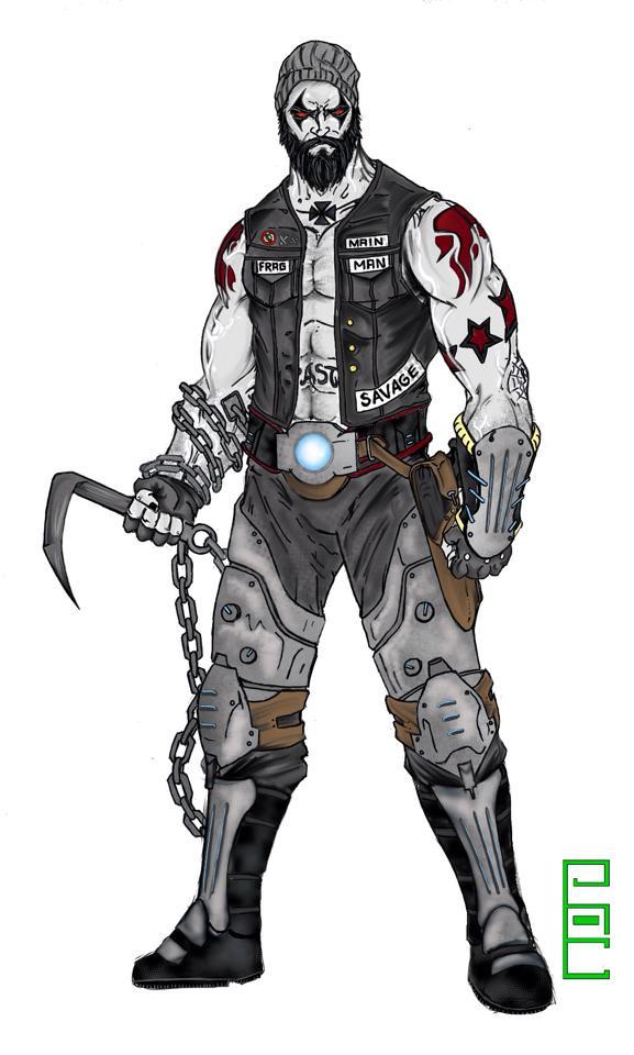 Lobo: The Main Man Revised