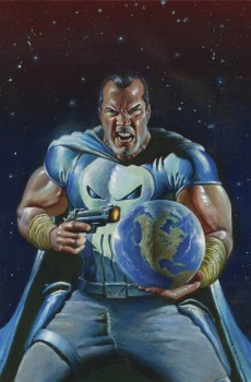 Punisher in Space