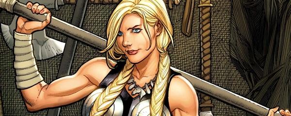 Valkyrie: joined in Secret Avengers #1