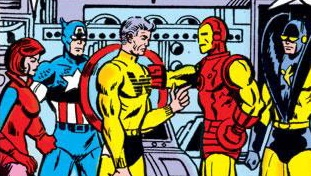 Whizzer joins the Avengers