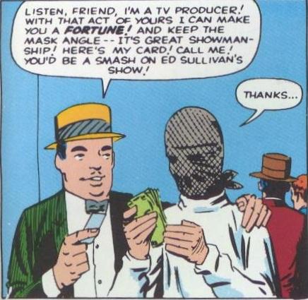 Spider-Man's agent