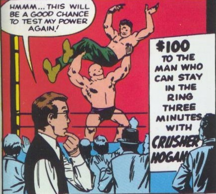 $100 to beat the Champ